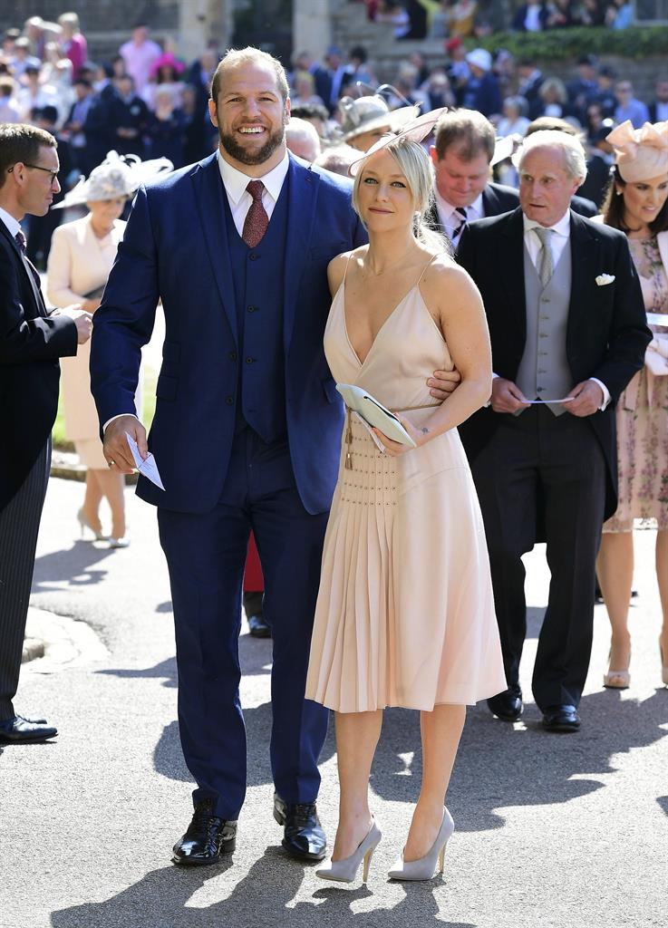 It S All About The Well Plumed Hats For Royal Wedding
