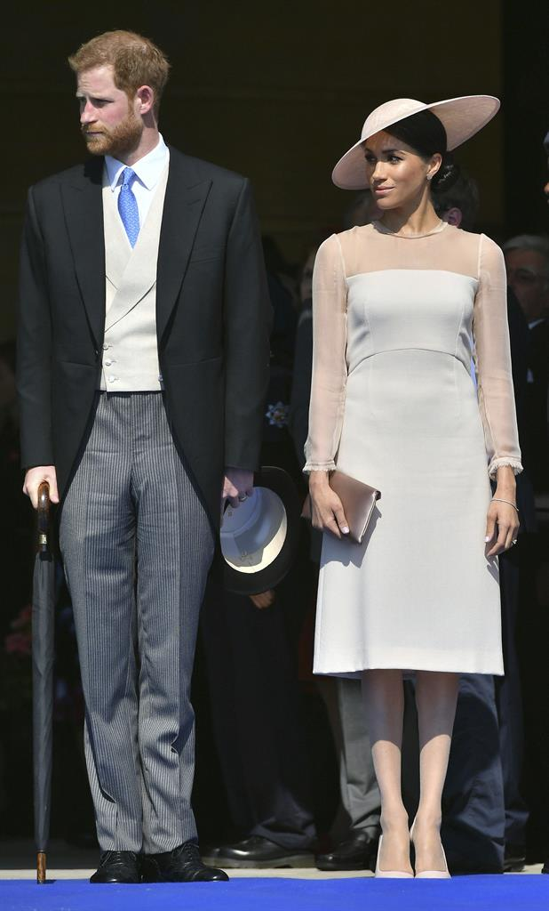 Prince Harry, Meghan at first royal event as newlyweds | 710