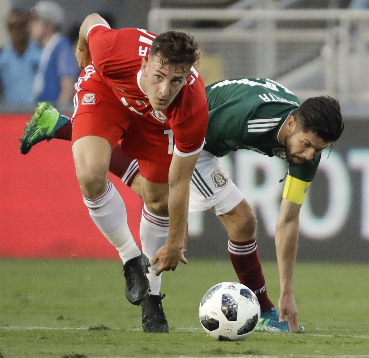 Mexico Opens World Cup Prep With Scoreless Draw Vs Wales