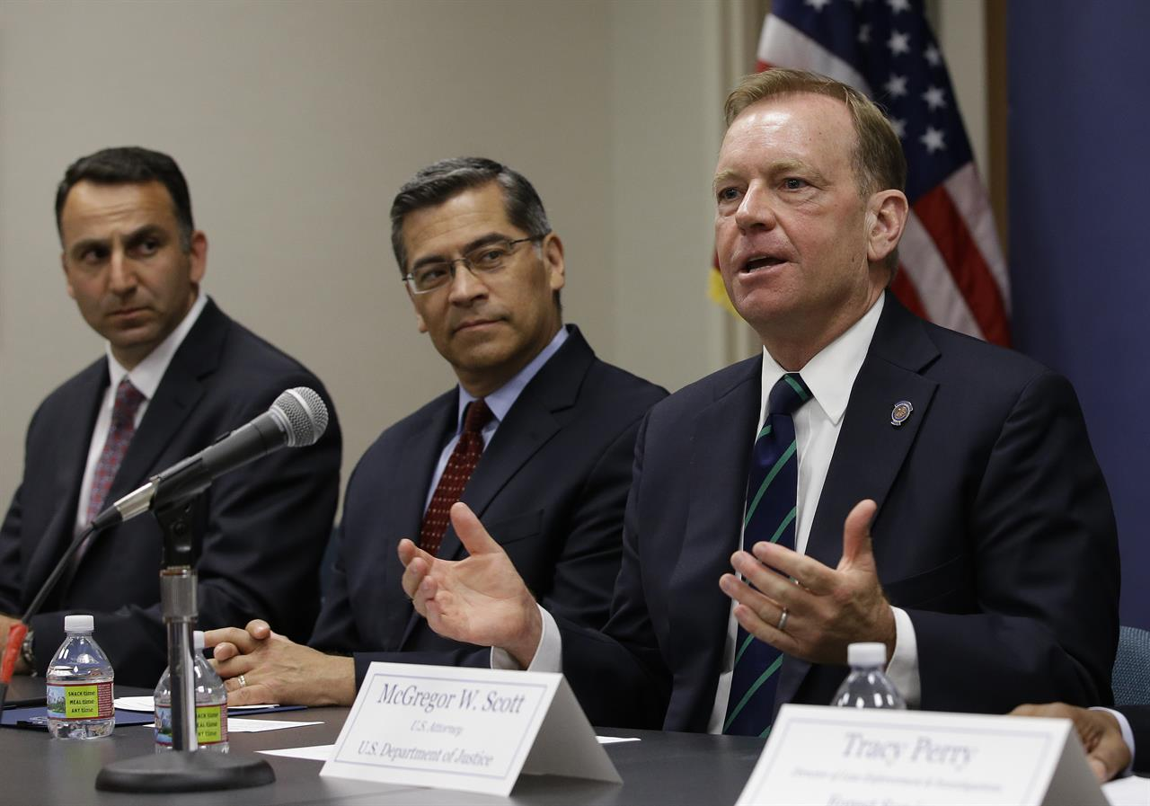 The Latest: US prosecutor prioritizes illegal California pot | AM