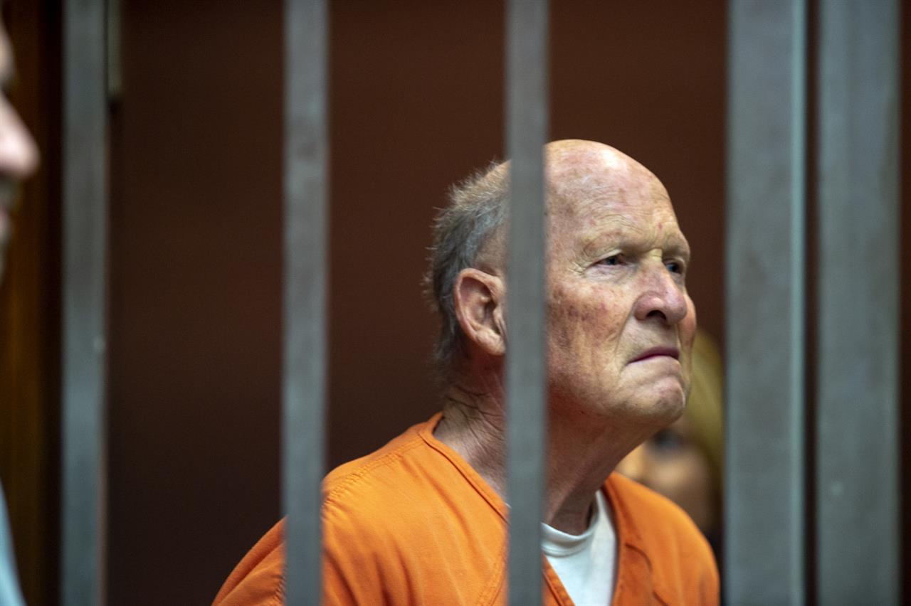 Records: DNA from tissue led to Golden State Killer arrest ...