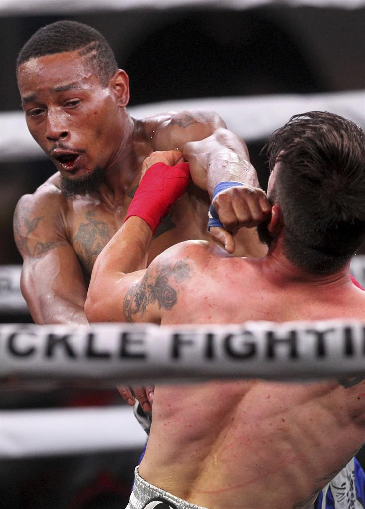 Legal Bare Knuckle Fighting Makes Bloody Debut In Wyoming Am 920 The Answer Atlanta Ga