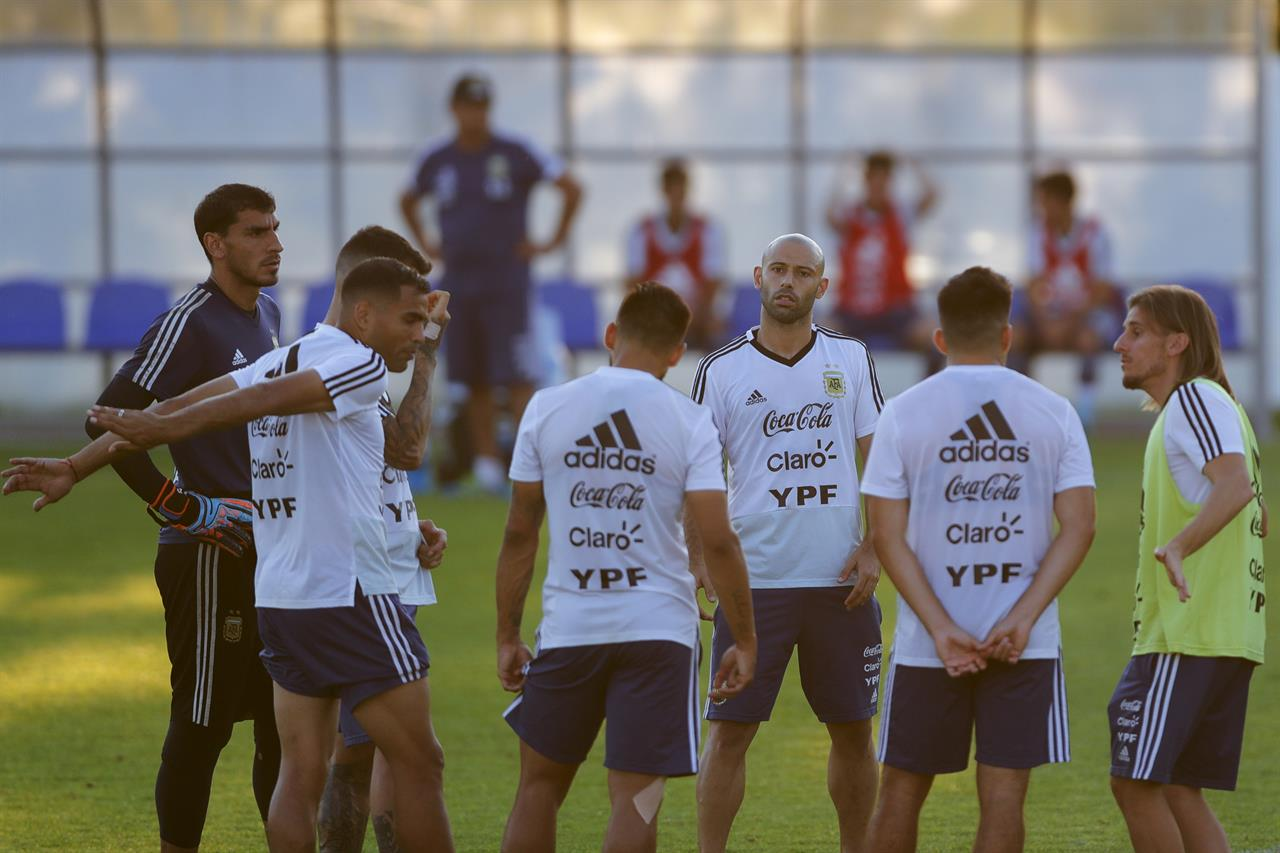 Argentina coach plans major changes to team at World Cup | AM 1190