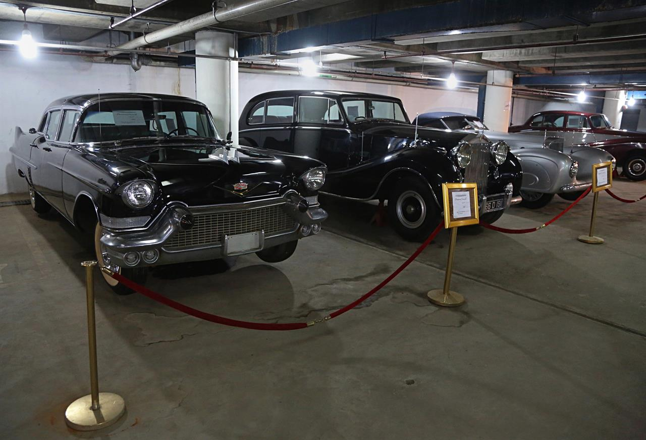 Optimism in Iraq fuels revived interest in classic cars - New York, NY