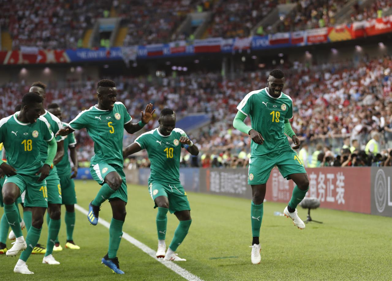 Senegal saves Africa from embarrassment at World Cup