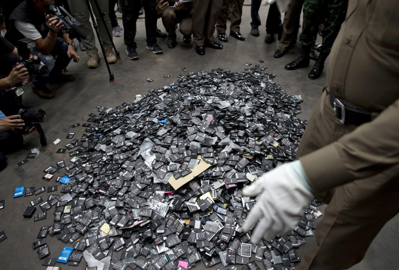 Thailand Preparing Total Ban On Import Of Electronic Waste