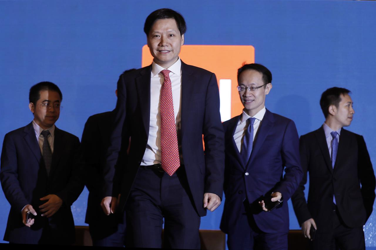 Image result for xiaomi founder