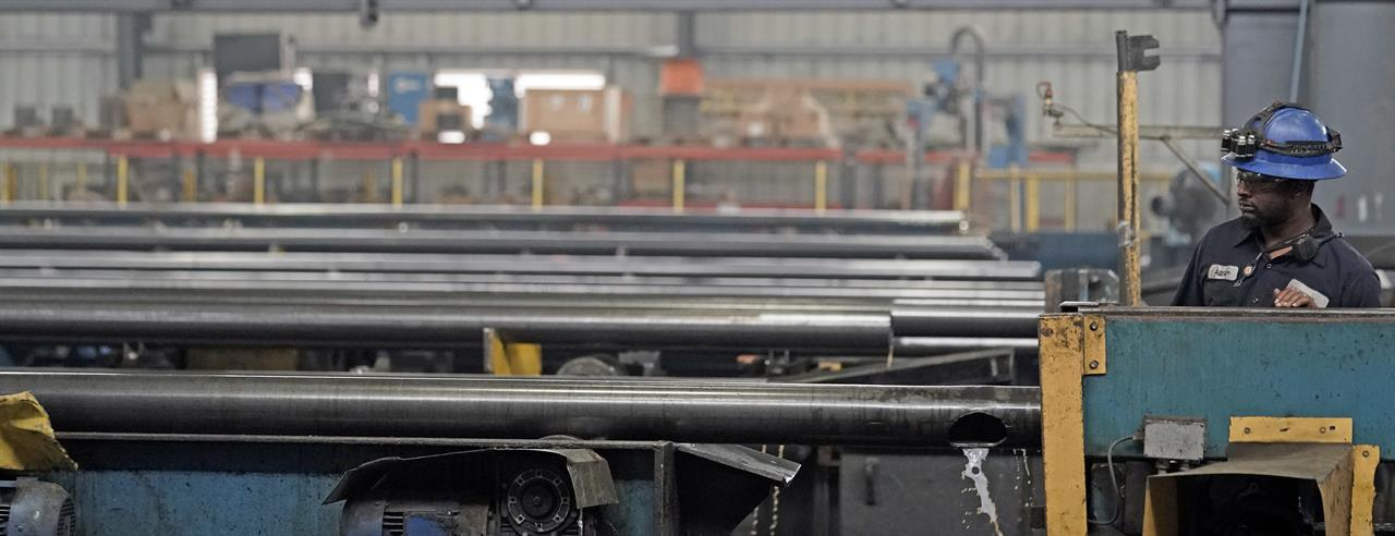 Steel pipe company CEOs push for waivers from Trump's tariff