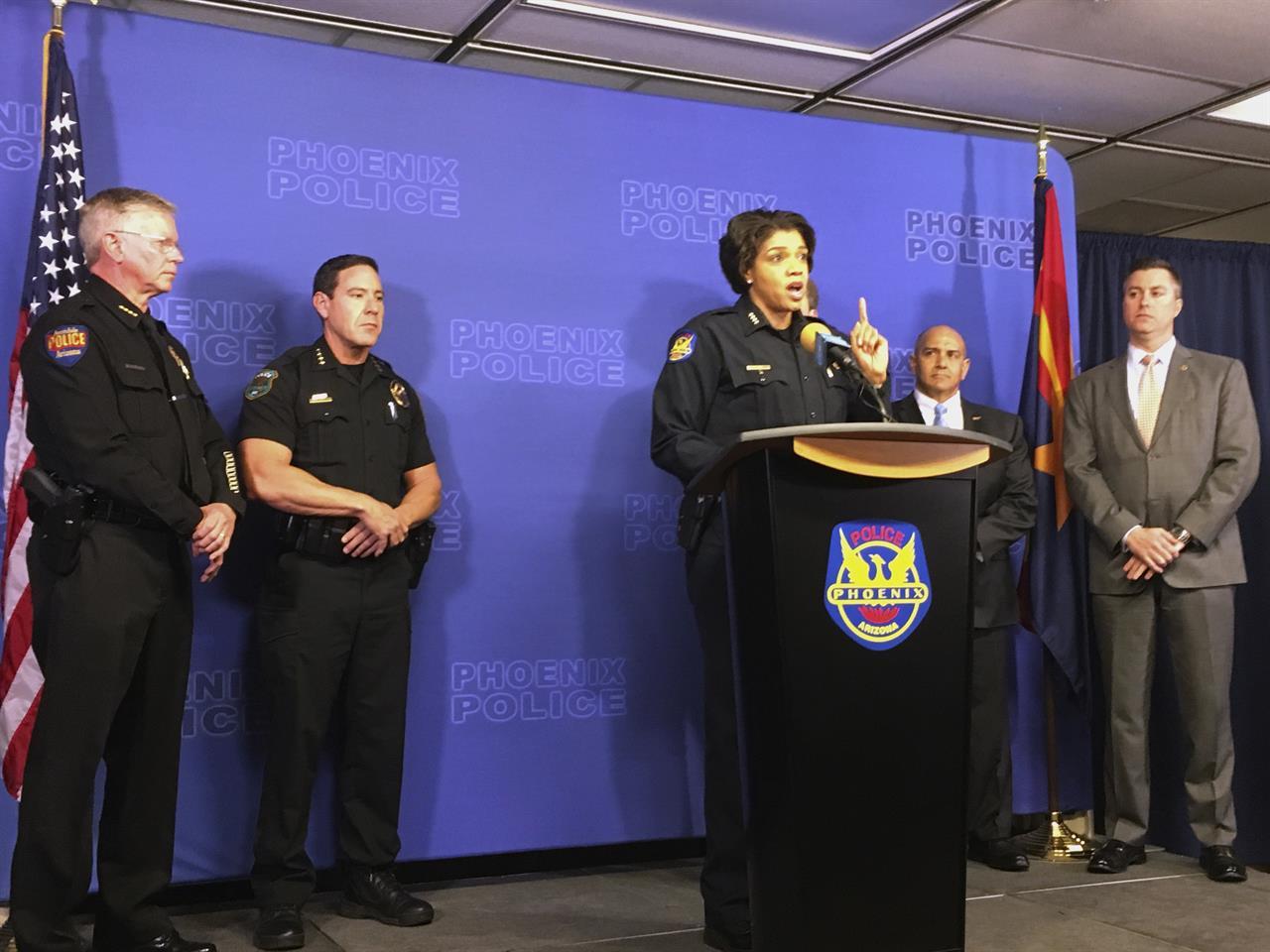 phoenix police serial killing suspect tied to 9 attacks seattle wa