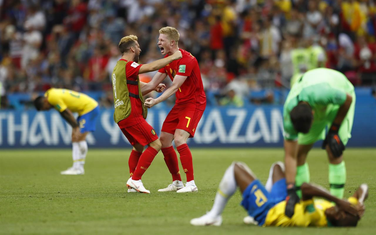 Last remaining multiple World Cup champions eliminated | AM