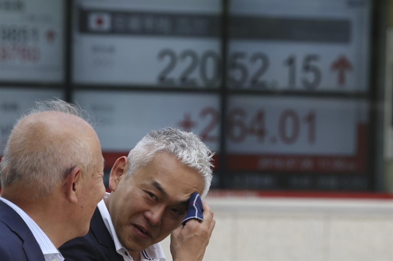 Asian shares rise despite escalating US-China trade row ...