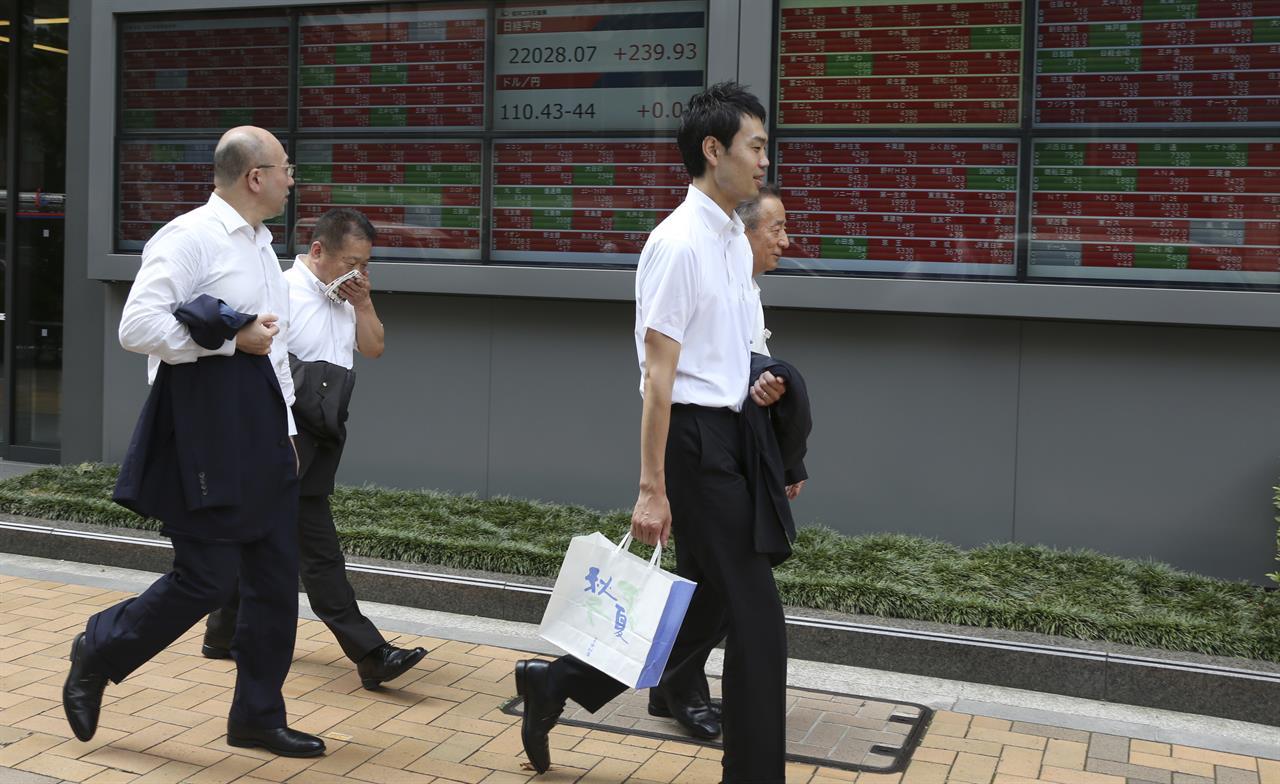 Asian shares rise despite escalating US-China trade row ...