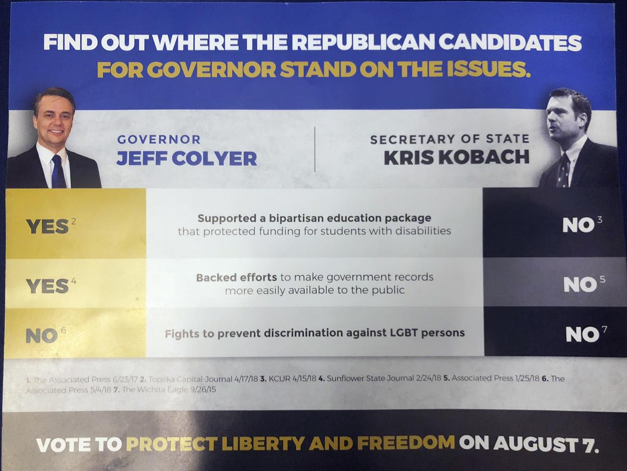ACLU attack on Kobach roils Kansas GOP governor primary ...