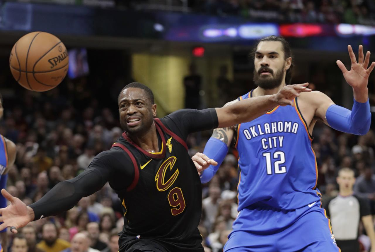 Thunder thump Cavs 148-124, keep LeBron shy of 30,000 points | AM