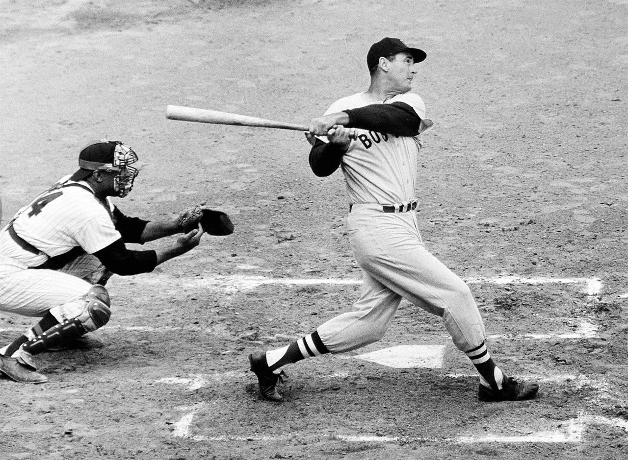 ... Ted Williams  Mexican-American heritage explored in PBS ... d7efdde266a7