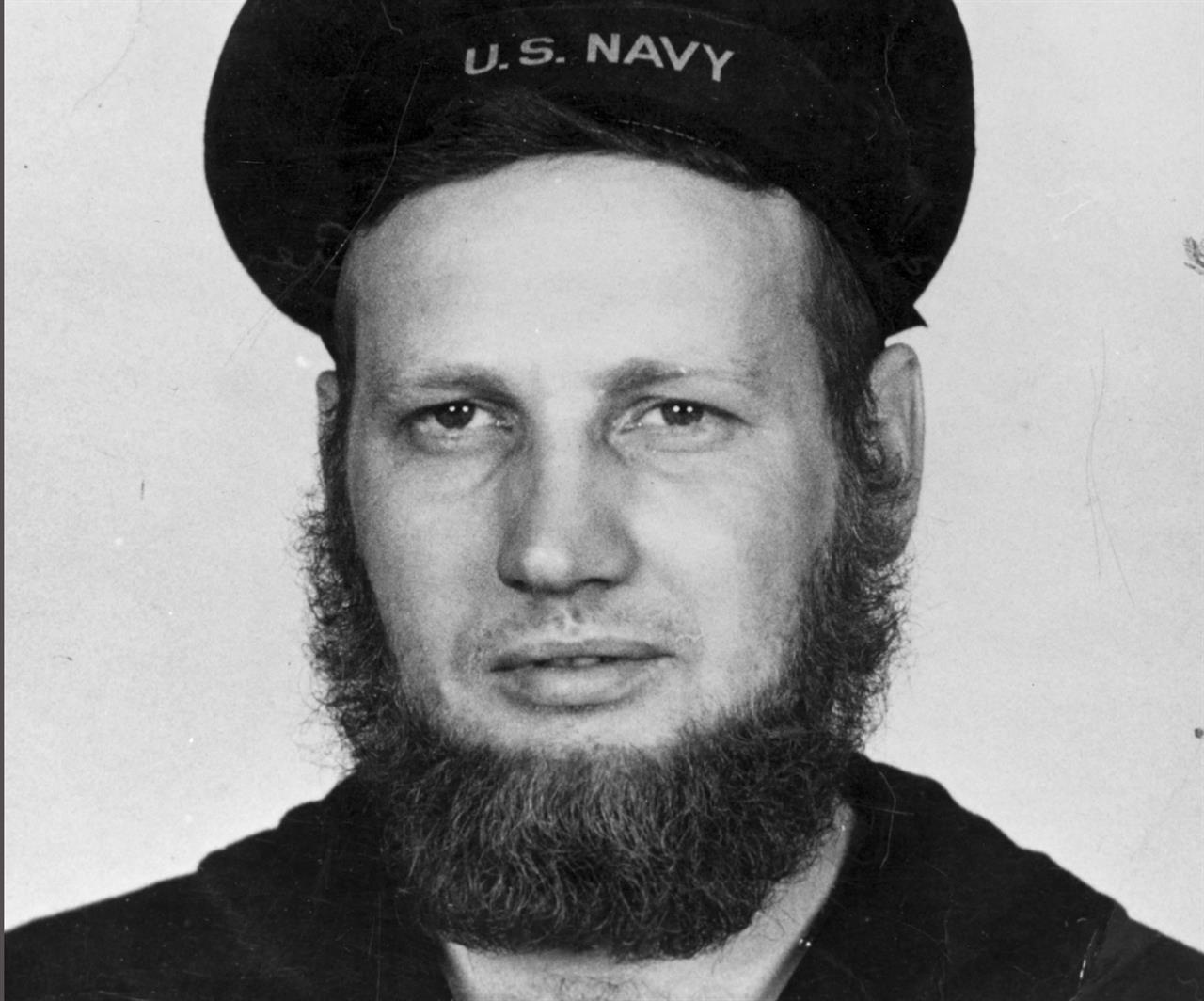U Beard A hairy issue: Sailors...