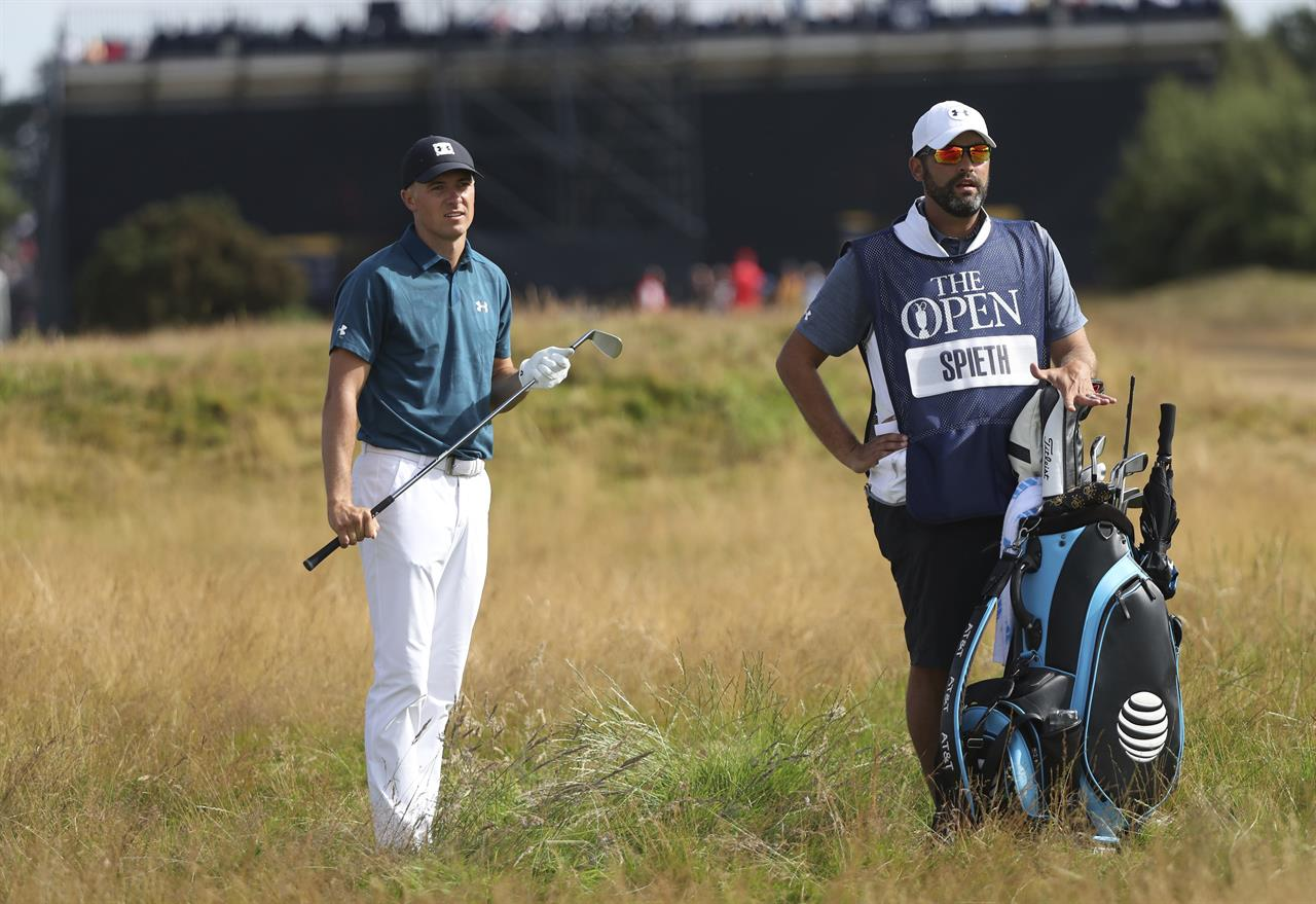 c91a99a3738985 The Latest  Kisner drops out of lead at British Open