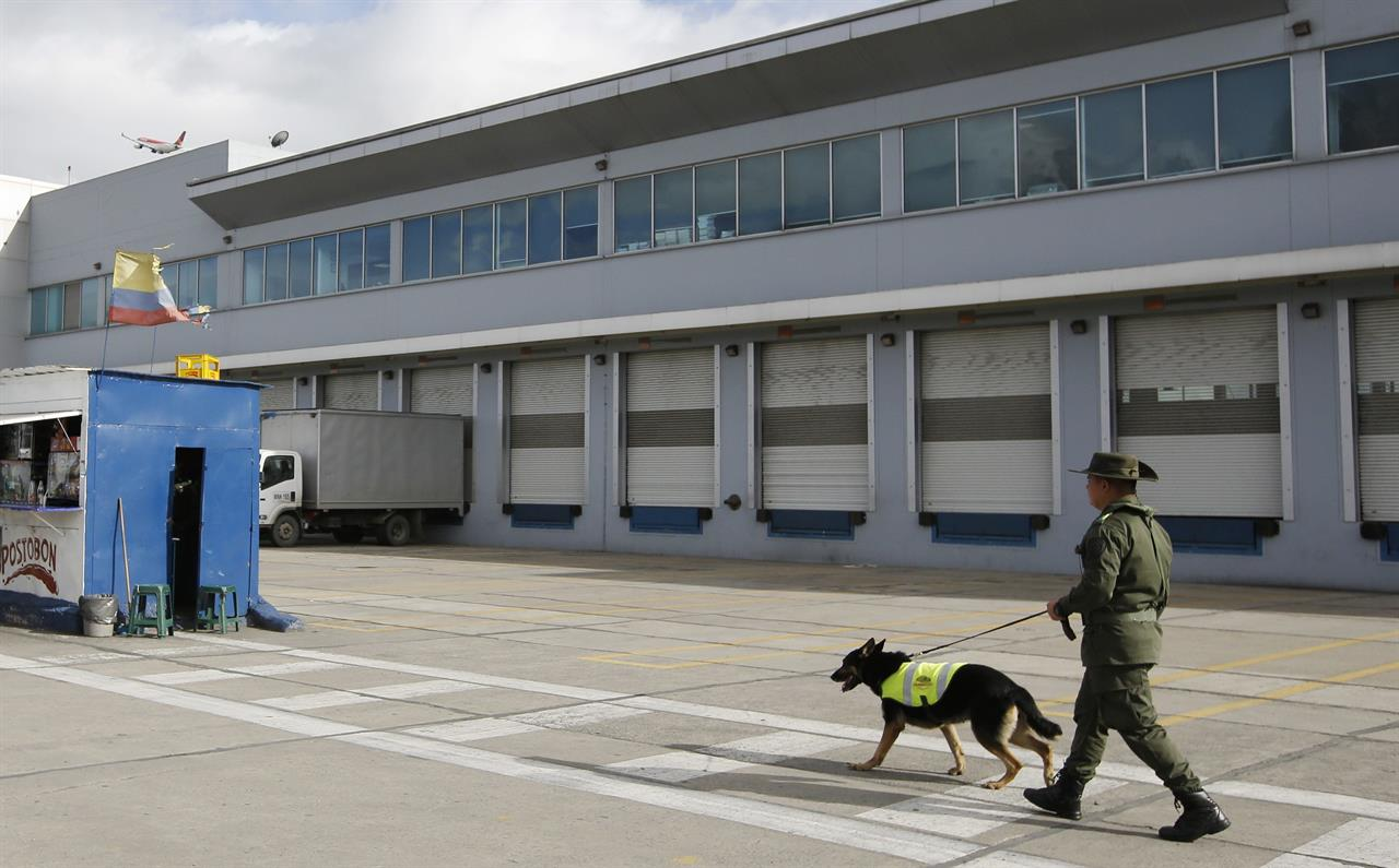 Extraordinary drug dog worries Colombian cartel | AM 920 The