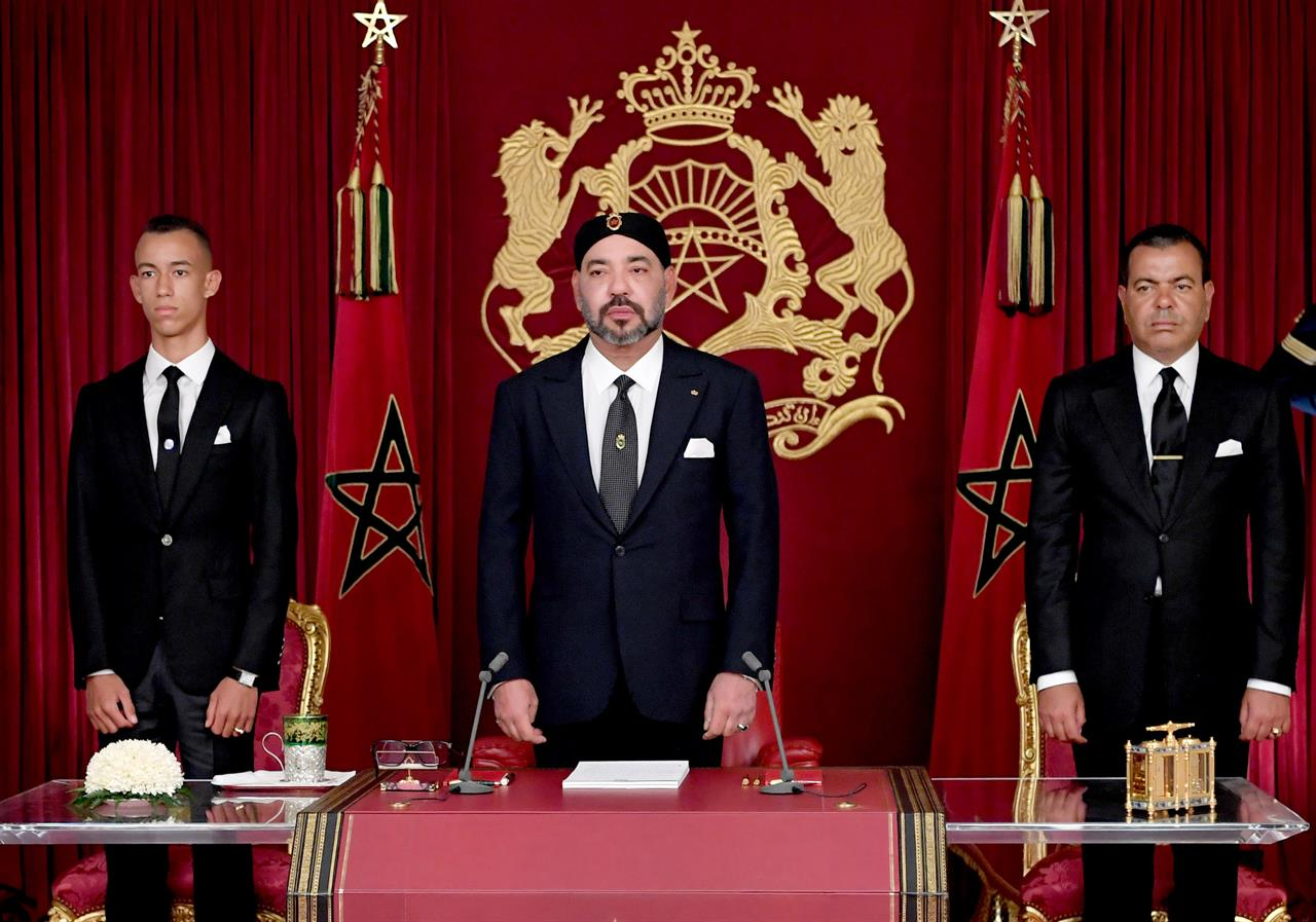 Moroccan king criticizes social programs after protests