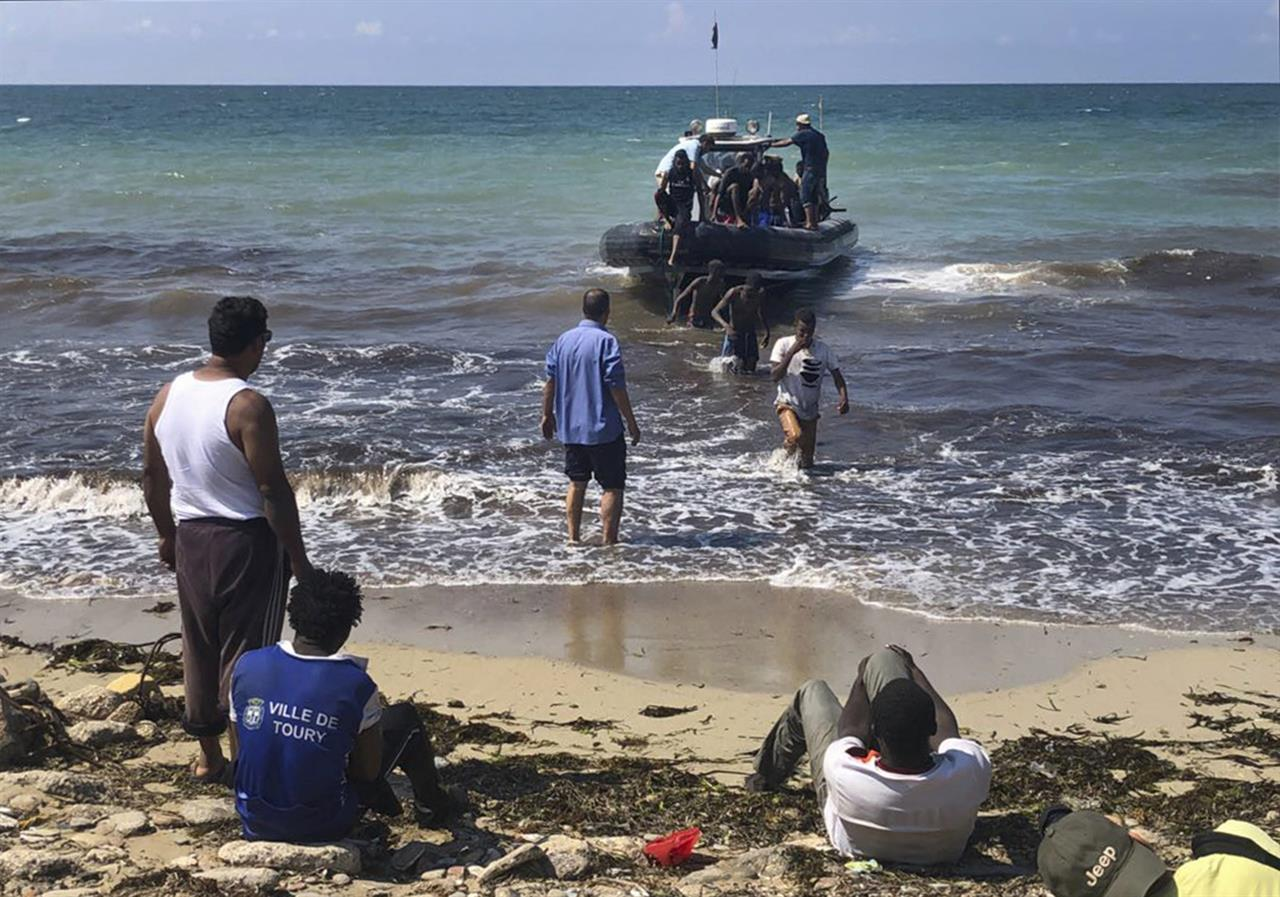 UN says Libya recovered some 100 bodies of migrants in 2018
