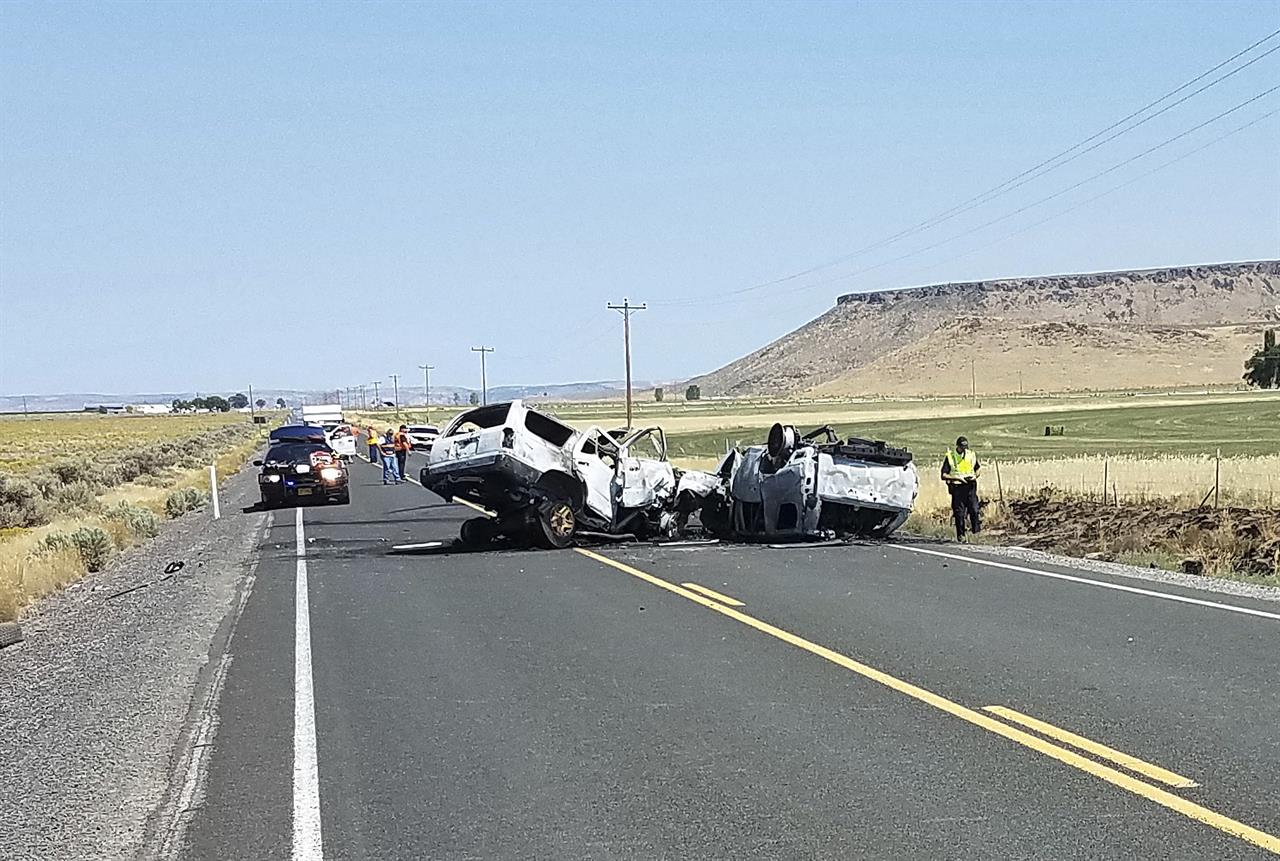 Relative: Family of 7 on vacation died in Oregon collision | AM 1190