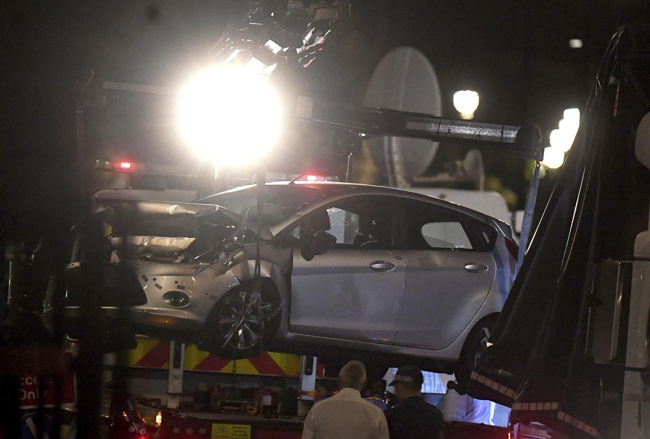 Uk Police Given More Time To Quiz Parliament Crash Suspect Atlanta Ga