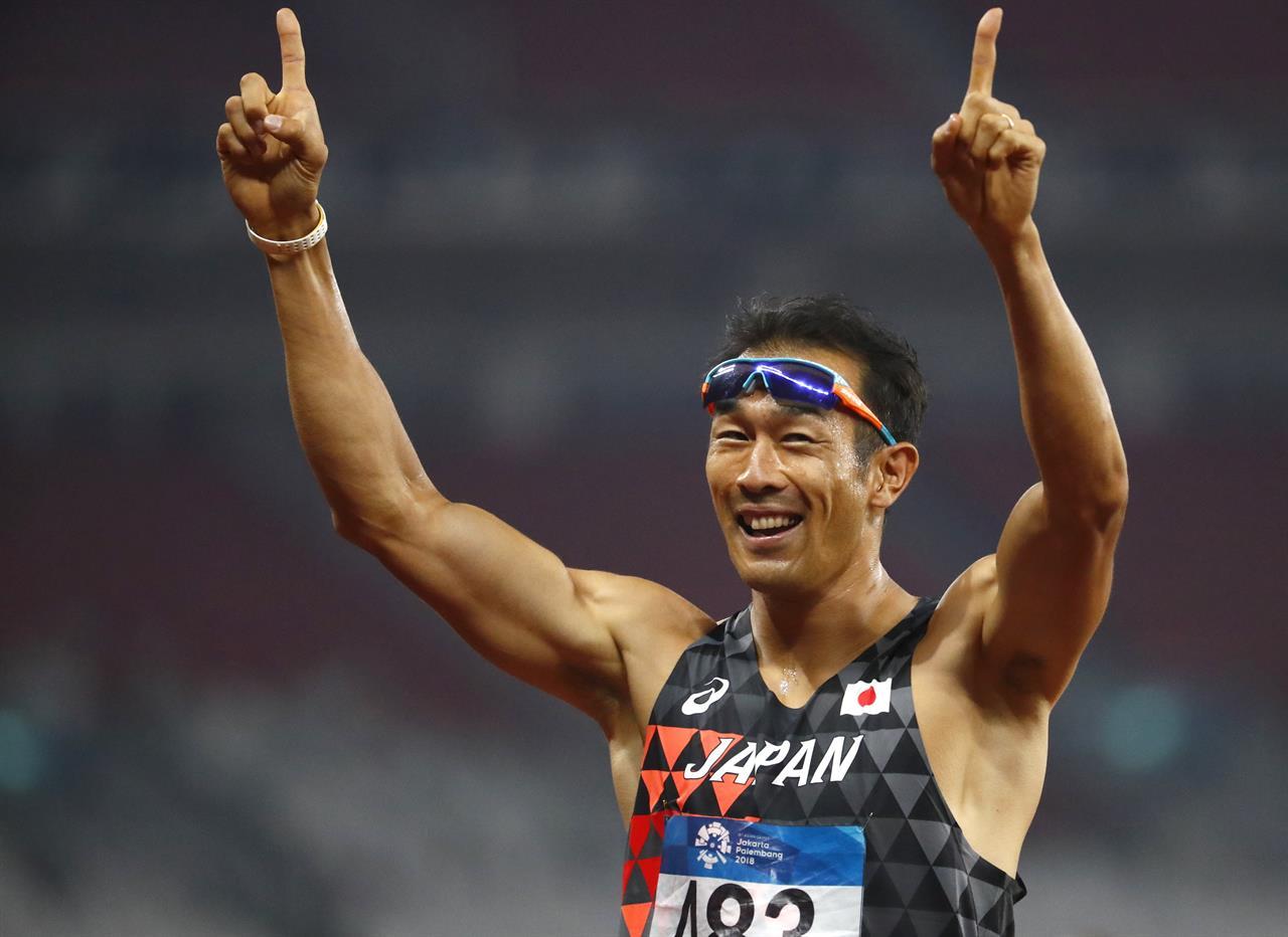 China's Su Bingtian wins 100 meters in Asian Games record ...