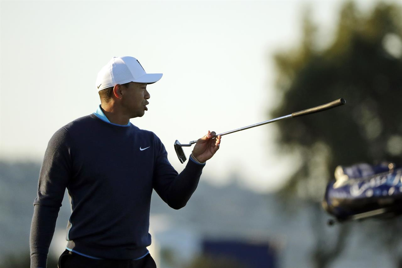 Tiger Woods confident his back will hold out this time - Houston, TX