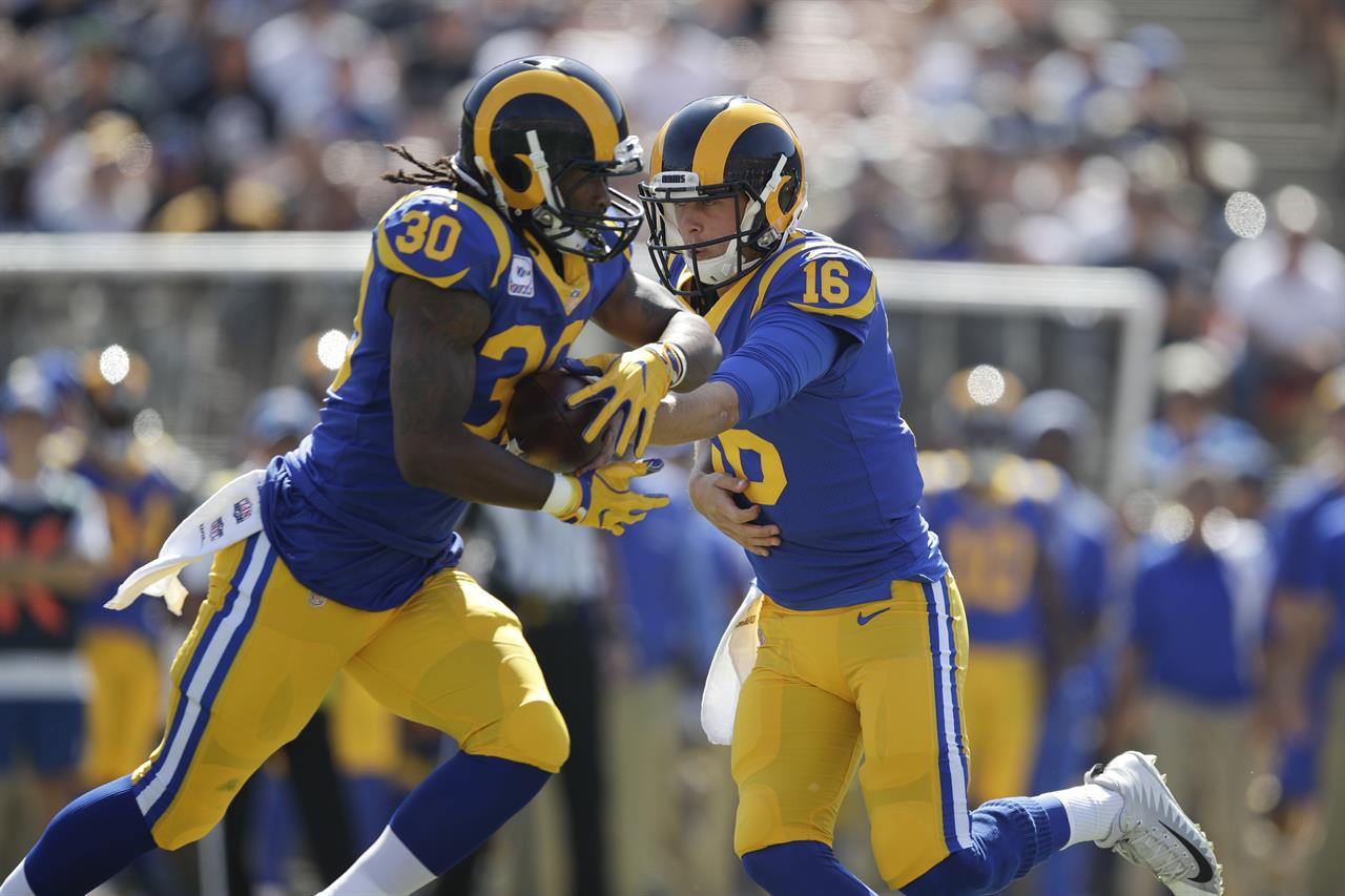 NFL 2018: Rams head into season as NFC West favorites Columbus, OH