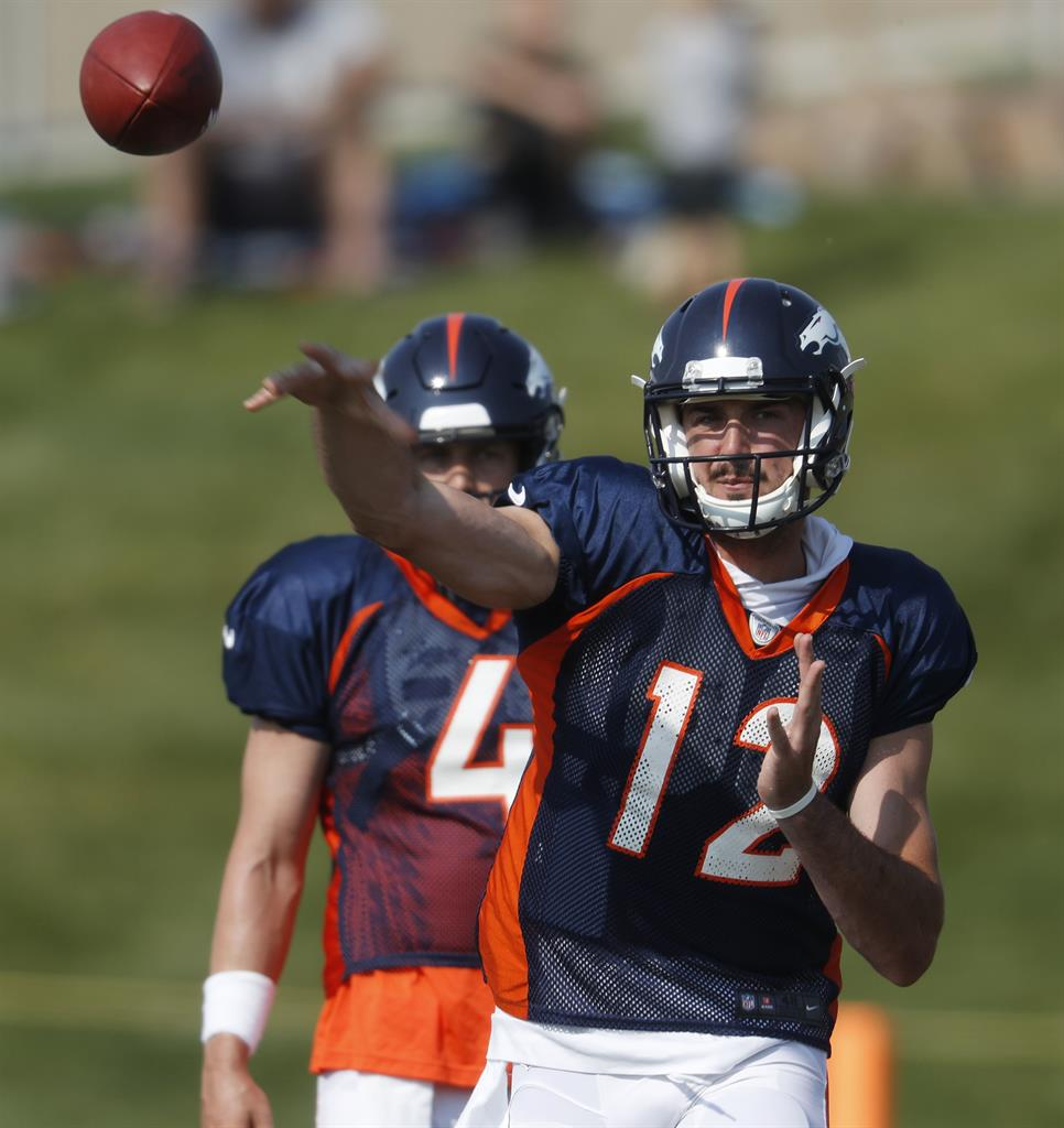 Broncos Cut Ties With 2016 First-round Pick QB Lynch