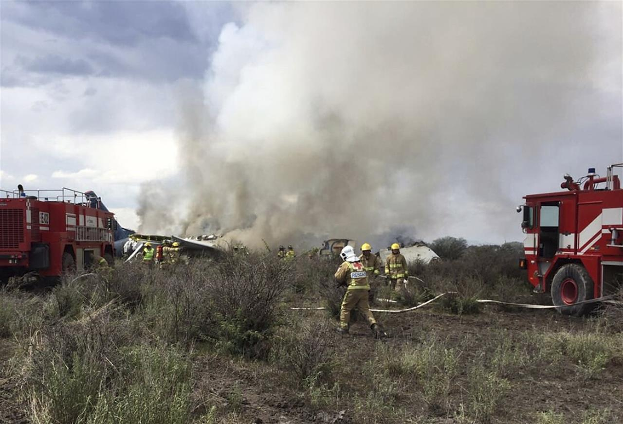 Investigators: downdraft caused July Aeromexico crash | 990