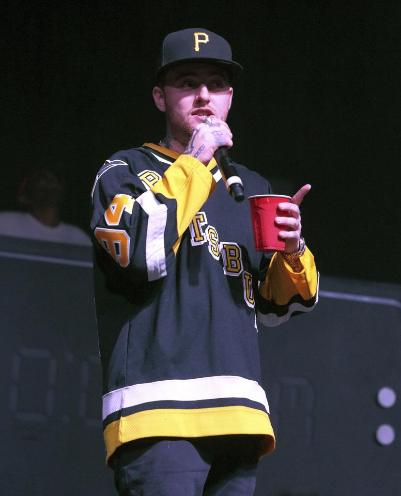 purchase cheap fe38a dcc4a Mac Miller, who collaborated with rap royalty, dies at 26 ...