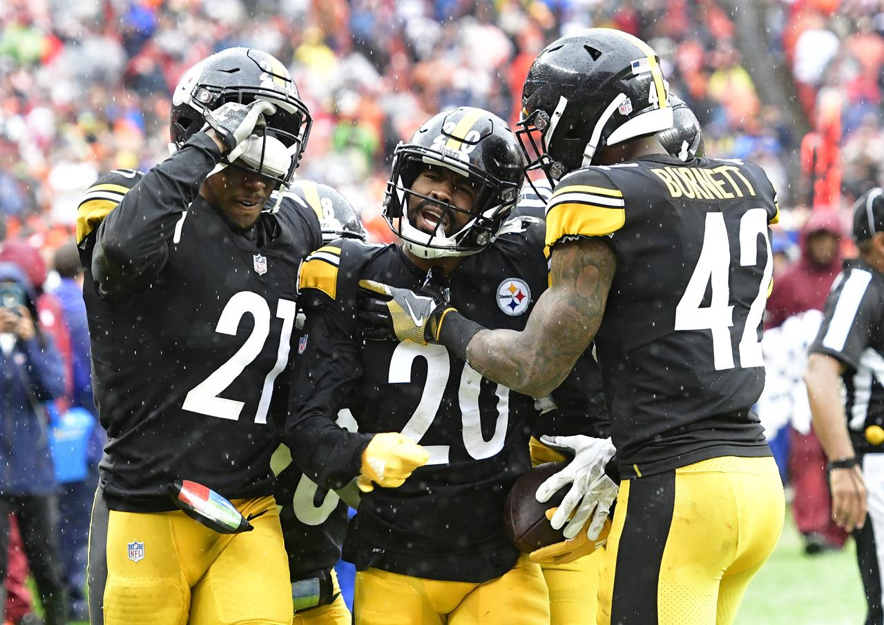 Browns don't lose, tie Steelers 21-21 in sloppy game   AM ...