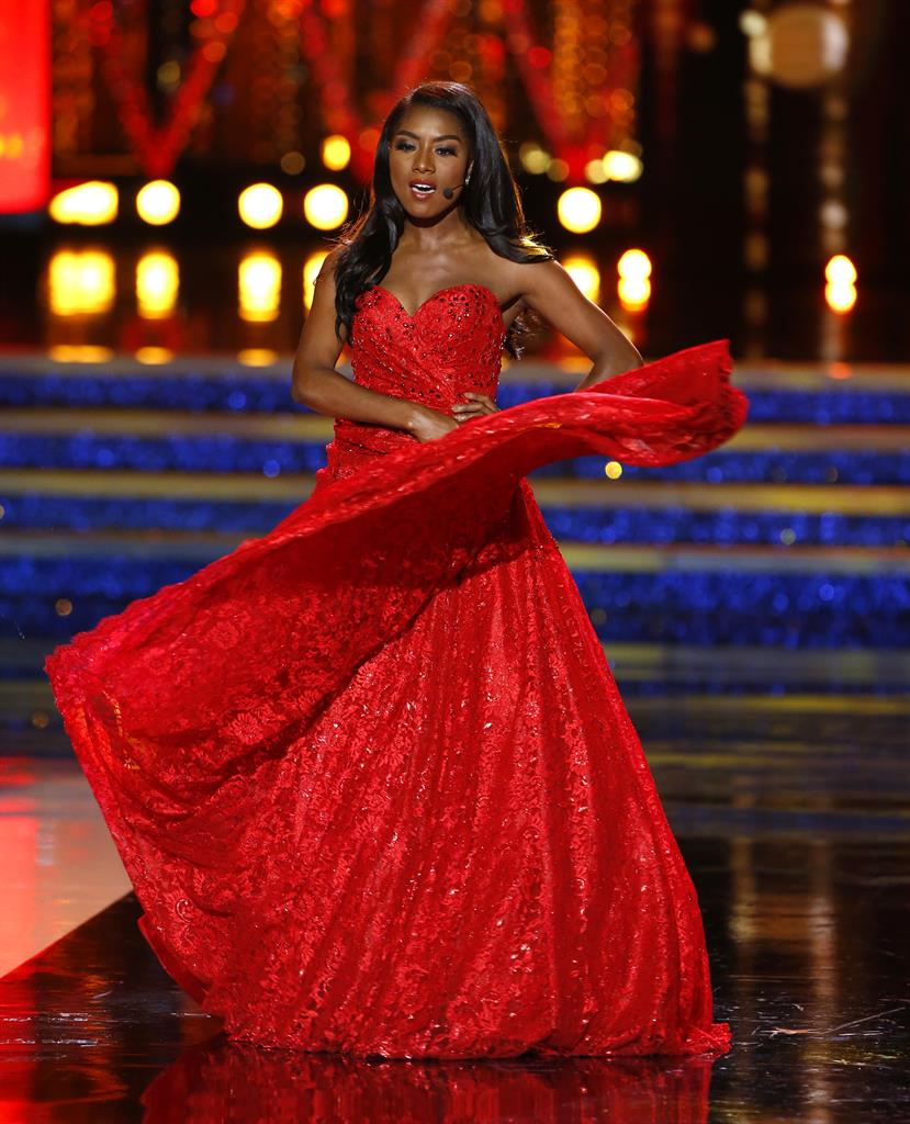 Photos York Nia Franklin Crowned