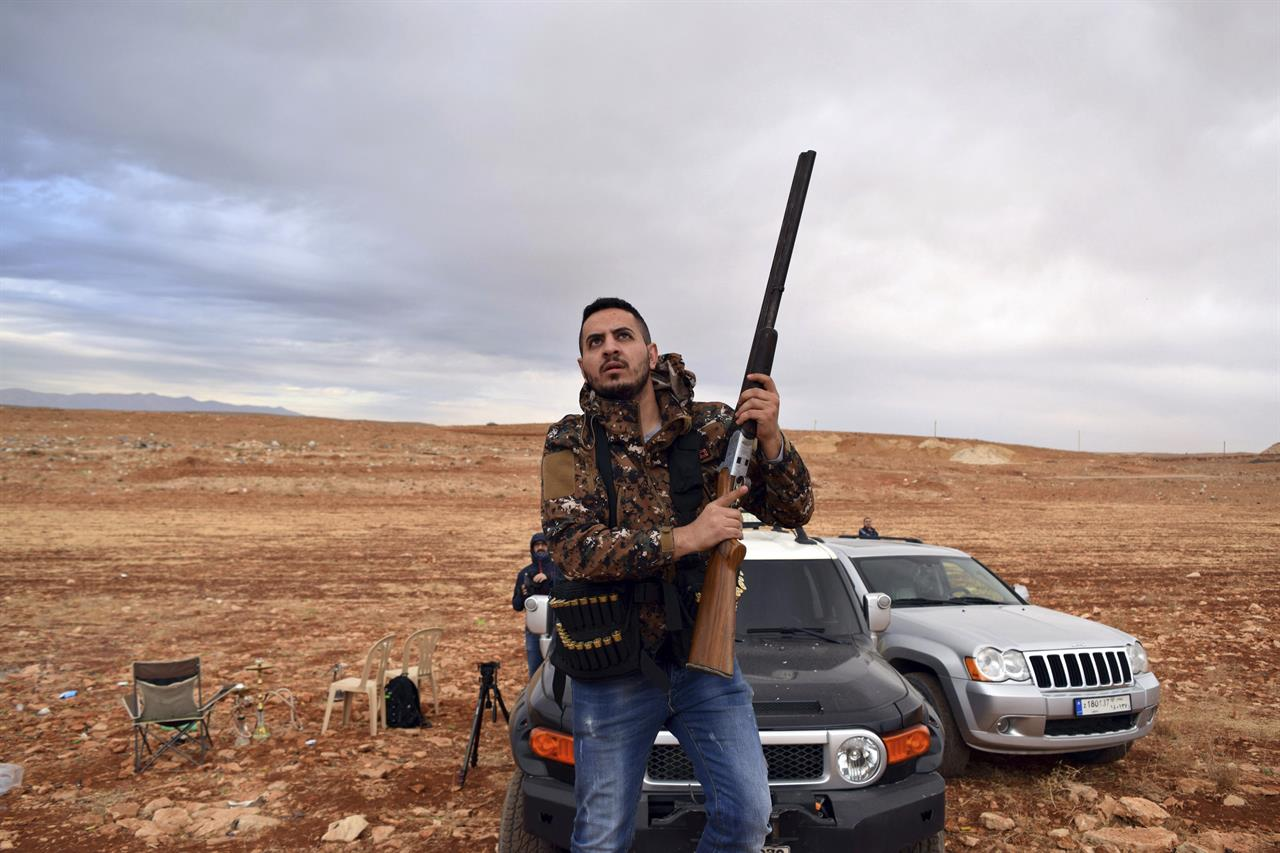 New hunting law falls prey to old habits in Lebanon | 710 ...