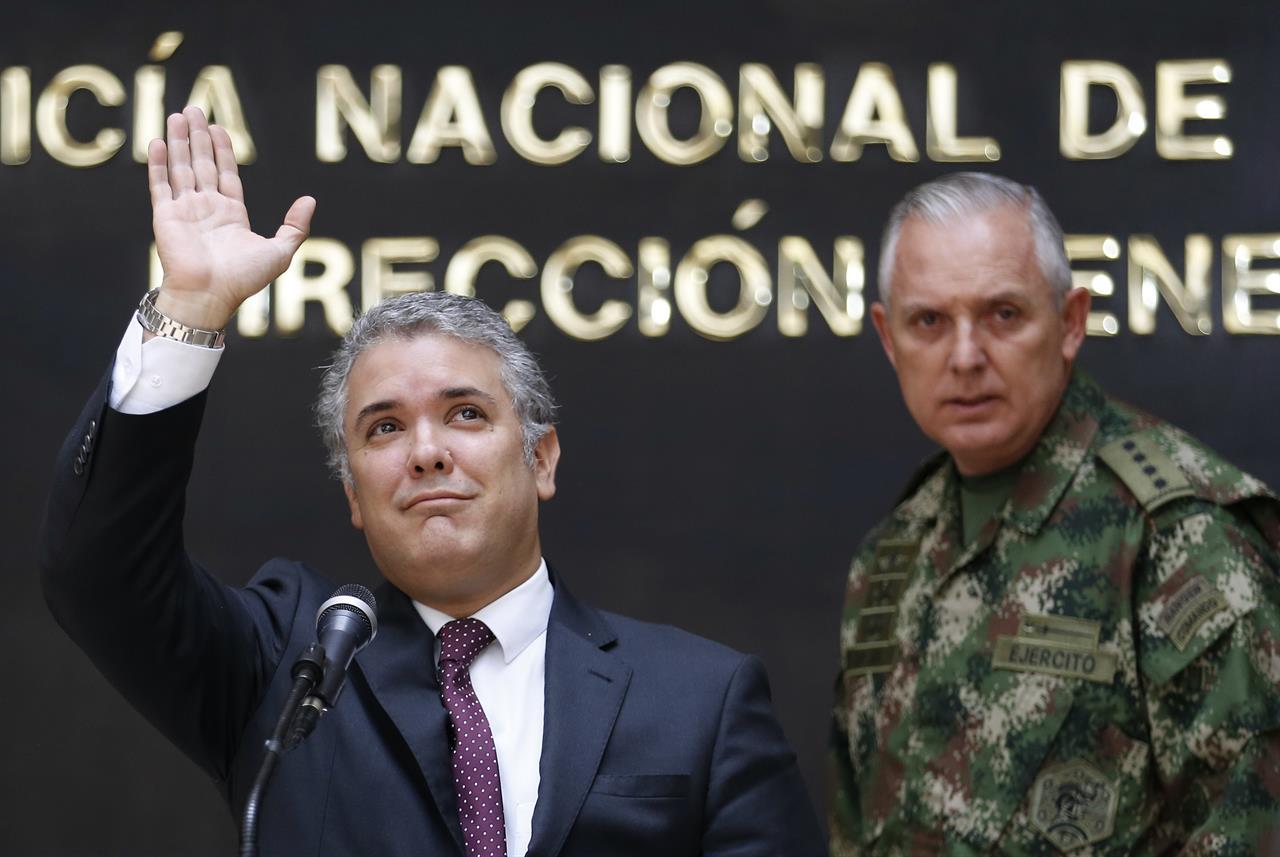 12b5635bc9 UN says Colombia s coca production surges to record high - Atlanta