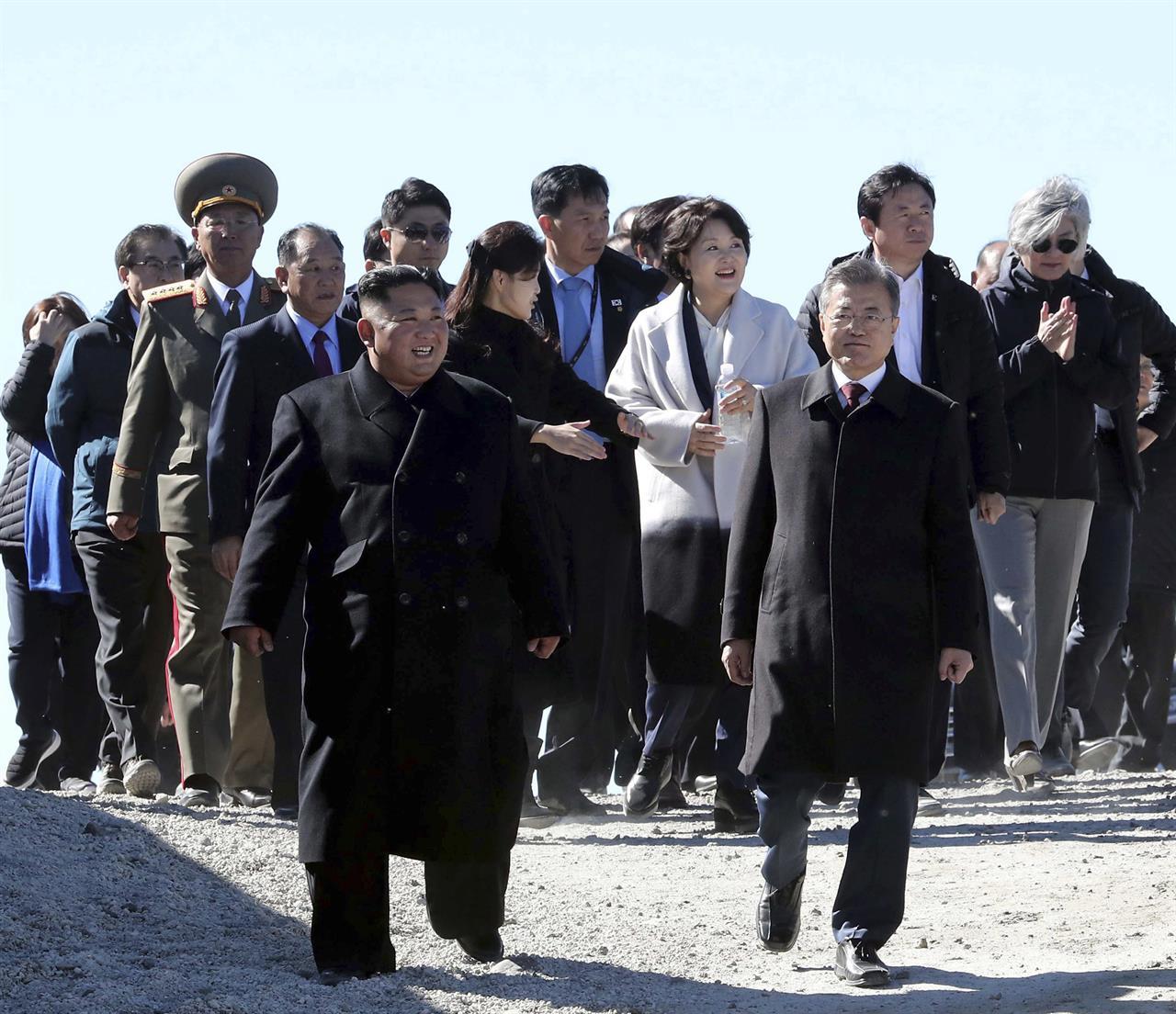 North Korea Latest News: The Latest: Moon Departs North Korea After Summit With Kim