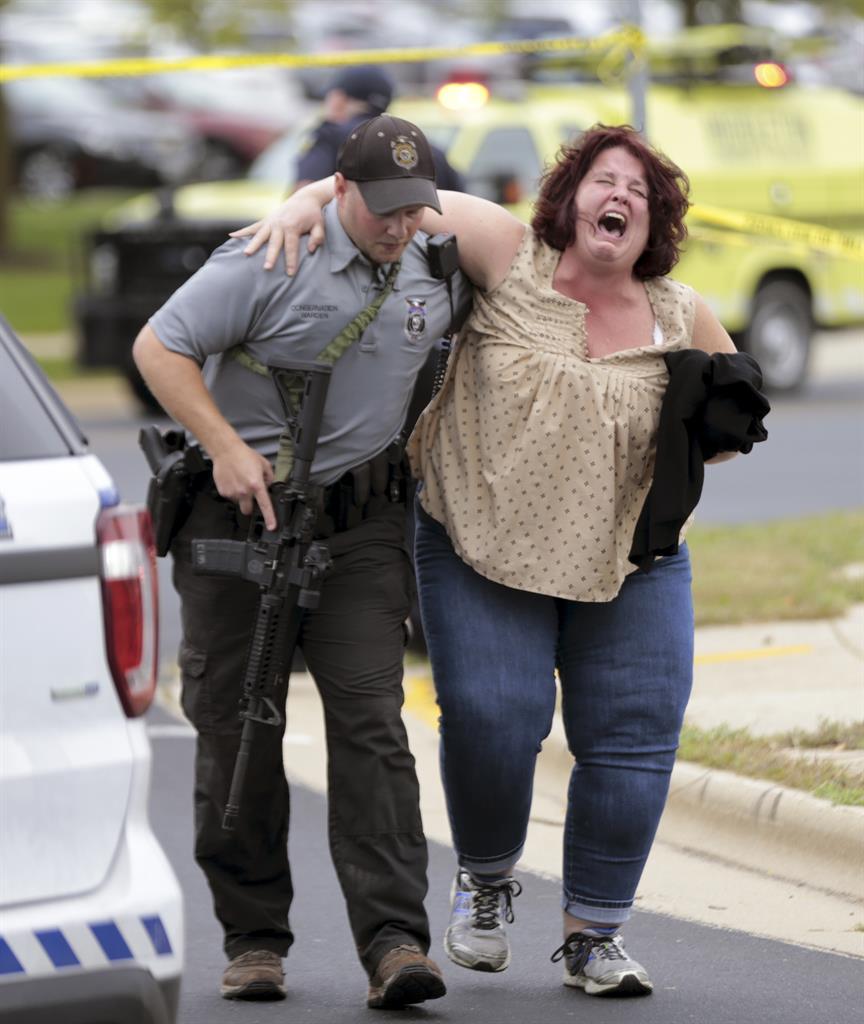 Colorado Shooting Radio Traffic: Wisconsin Workplace Shooting Suspect Had Revoked Gun