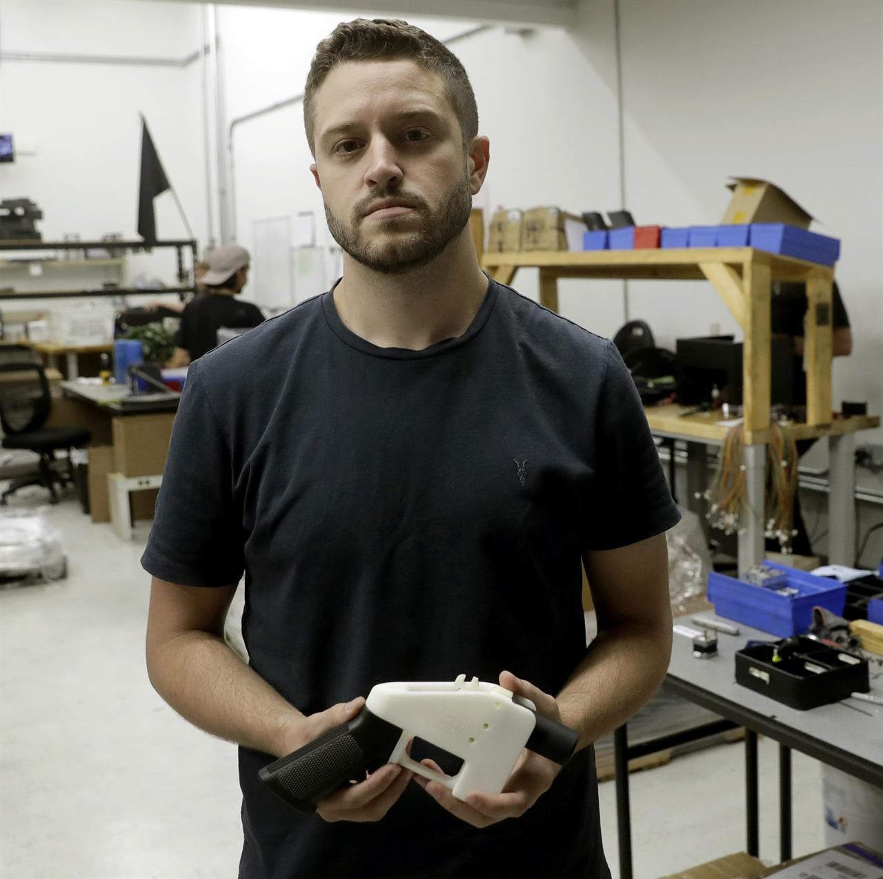 3D Gun Advocate Accused Of Sex With Minor Is Jailed In Us -5637