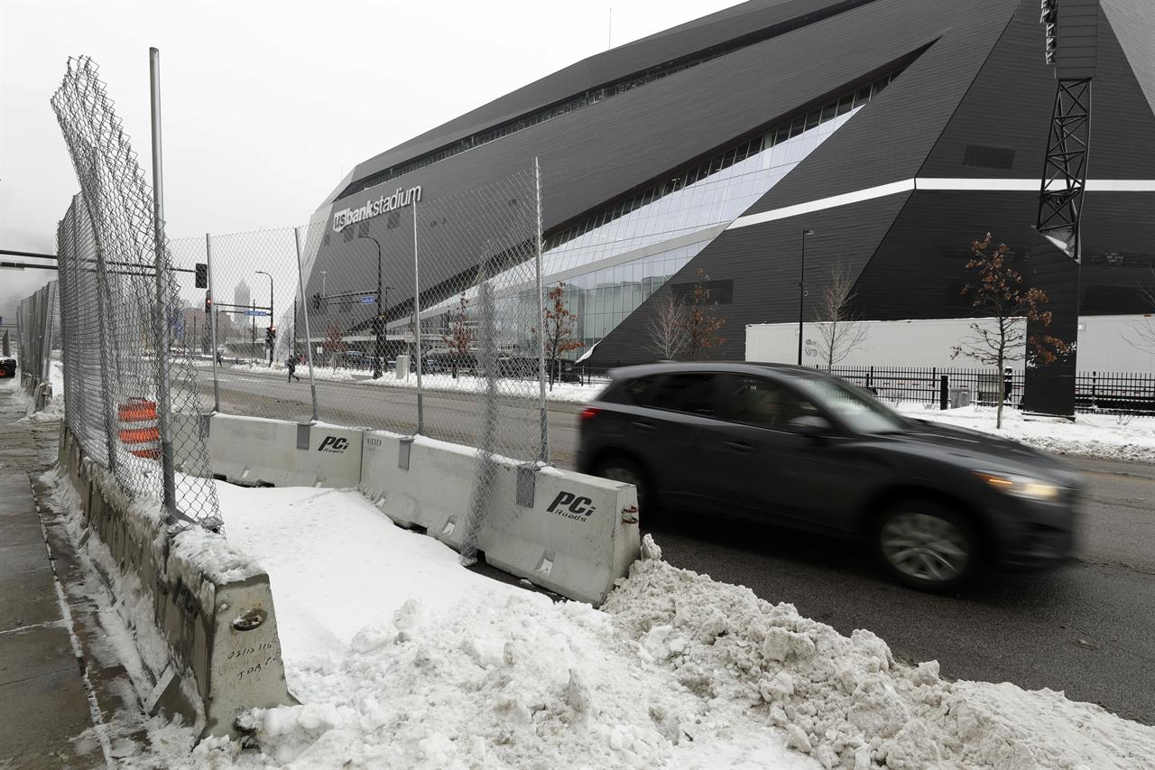Super Bowl Brings Massive Security Resources To