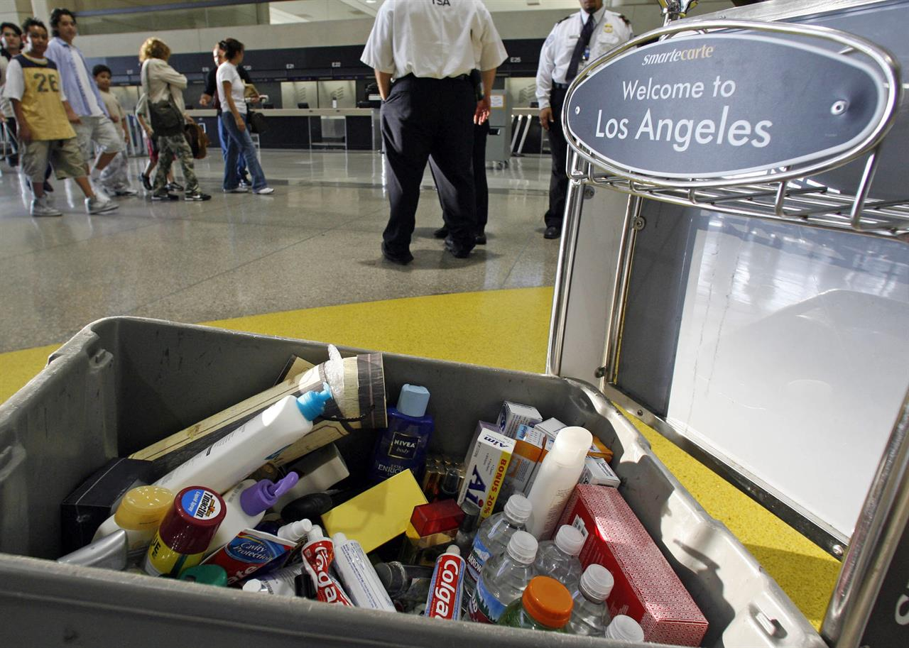 LAX allows pot in airport but TSA says it's still a crime