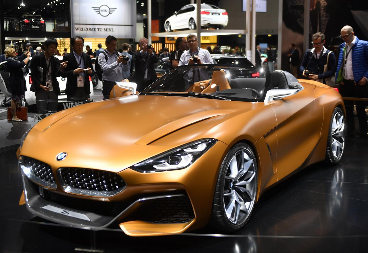 Paris Auto Show Highlights Electric SUVs Yet Diesel Lives On The - Car show greenville sc