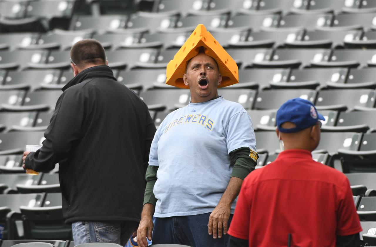 Milwaukee Brewers Bedroom In A Box Major League Baseball: The Latest: Plenty Of Empty Seats At Dodger Stadium