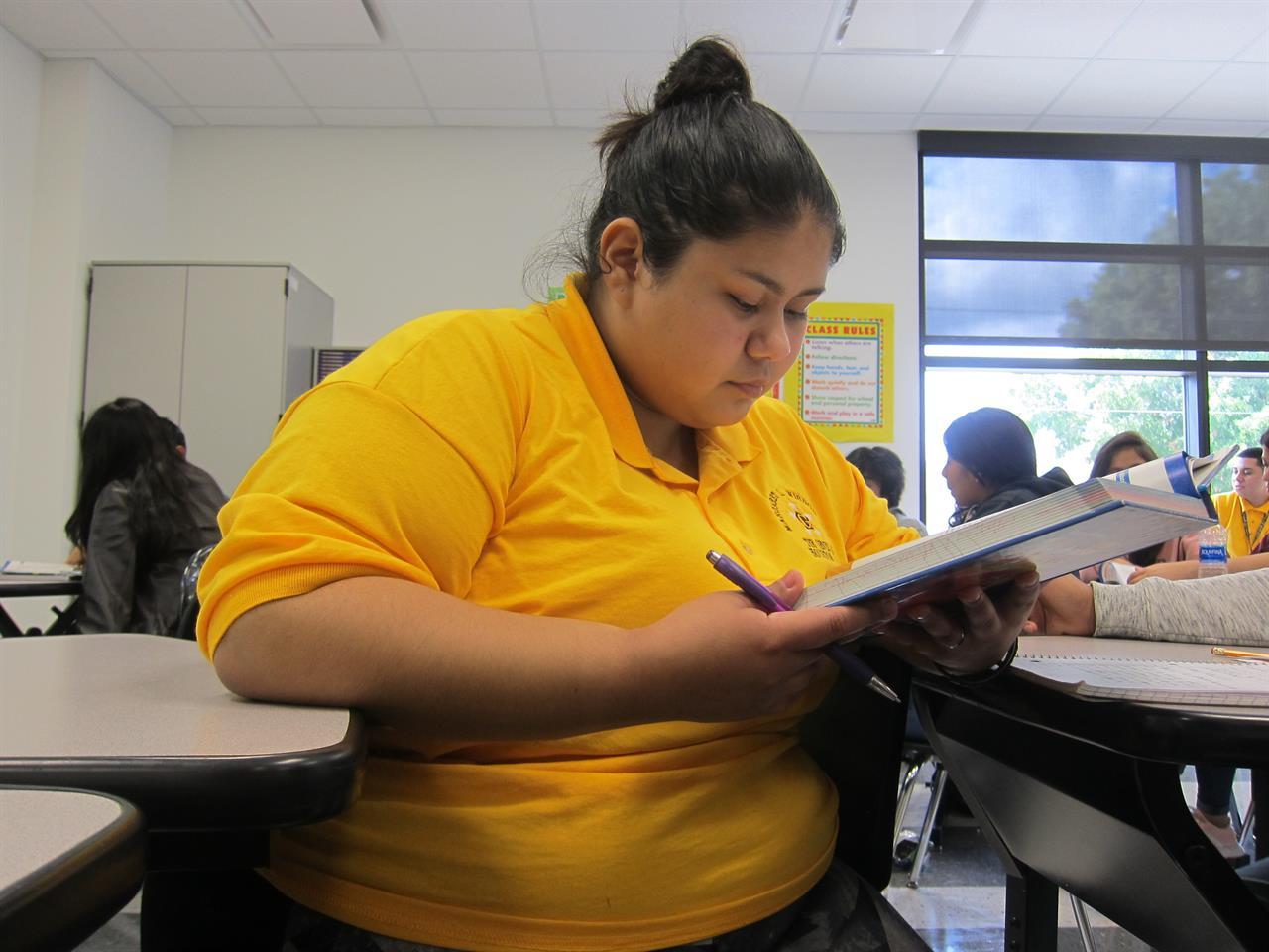 Despite hurricane, at-risk Houston students made gains