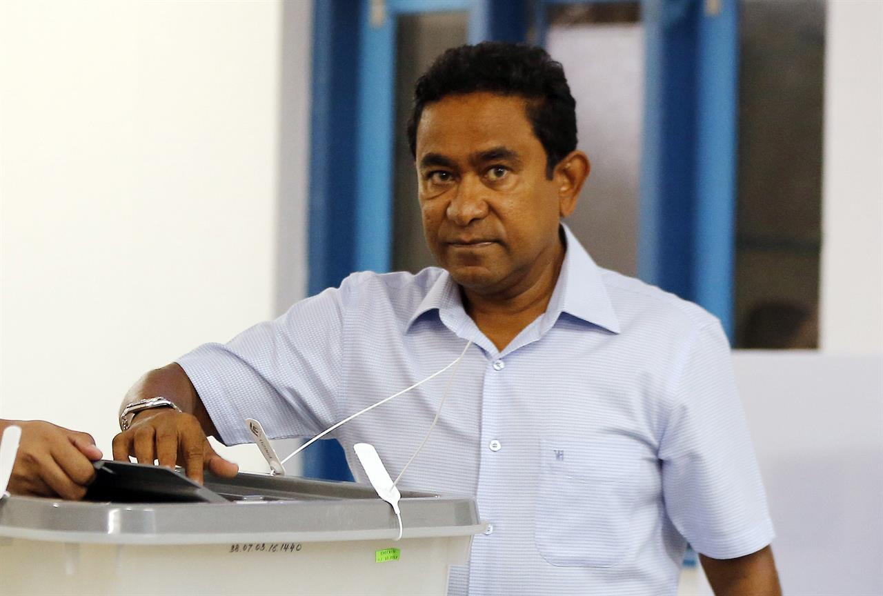 Threatened Election Officials Flee Maldives, Vote