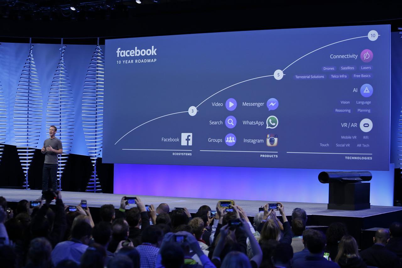 Facebook beyond Facebook? Instagram, Messenger step up | AM 660 The