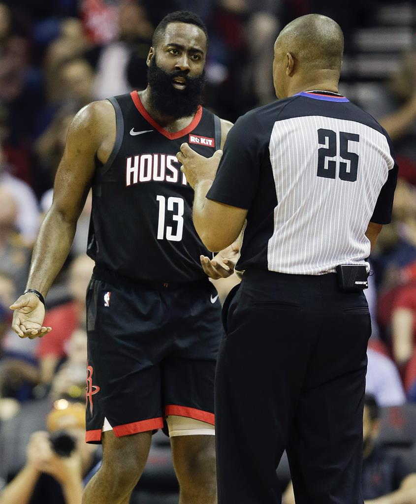 James Harden Latest News: Utah Downs Rockets 100-89, Harden Leaves Game In 4th
