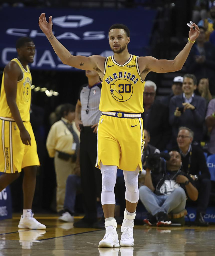 Golden State Warriors Vs Wizards Full Game Highlights: Stephen Curry Dazzles For 51 Points In Sensational Start