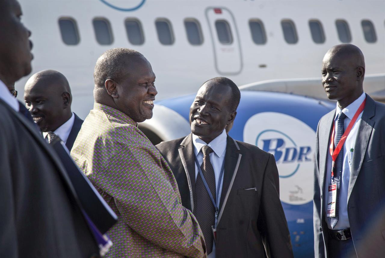 South Sudan opposition leader returns as part of peace ...