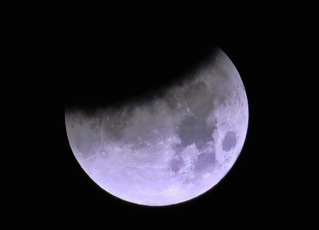blood moon eclipse in los angeles - photo #17